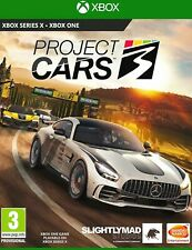 Project Cars 3 (Xbox One) Nagelneu & OVP Frei UK 24 Stunde Versand