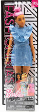 Barbie Fashionistas Doll 95 – Curvy con Rosa recogido
