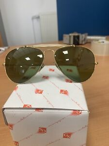 ray ban outdoorsman Bausch And Lomb 58-14