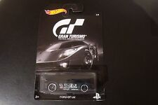 Hot Wheels diecast Ford GT LM #3/8 DJL15 hw Gran Turismo 2015 series