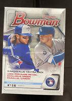 2020 Bowman Baseball Factory Sealed Retail Blaster Box MLB *IN HAND FREE SHIP*