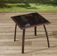 PAGODA Tavolino Quadrato Mobili Da Giardino