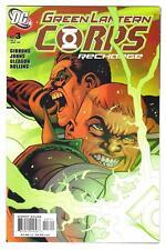 GREEN LANTERN CORPS: RECHARGE #3 (1/06)--NM+ / D. Gibbons/G. Johns-script^