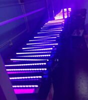 20LED Violet UV Bar DJ Disco Party Xmas Laser Stage Light Wall Washer Light Lamp