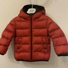 Moncler kids down boys coat/jacket size 2 years