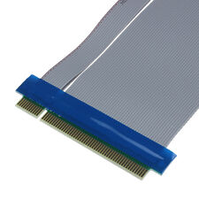 32 Bit Flexible PCI-Riser-Karten-Ergänzung Flex-Erweiterung Flachbandkabel