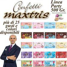 Confetti MAXTRIS Linea PARTY 500 GR. per Compleanno, Comunione, Battesimo