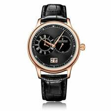 Dreyfuss & Co DGS00122-04 Men's Dual Time Wristwatch