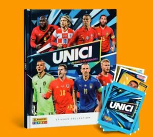 PANINI VEGÈ 2021 CALCIATORI UNICI EURO 2020 FIGURINE A SCELTA #1 - #96