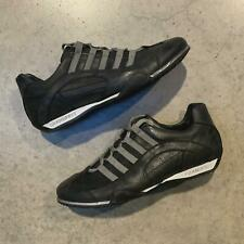 Grandprix Originals Racing Leather Sneakers Asphalt