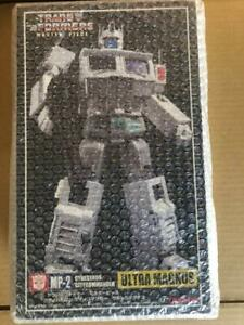 Transformers Masterpiece MP-02 Ultra Magnus Figure Japan Anime Toy Free Ship
