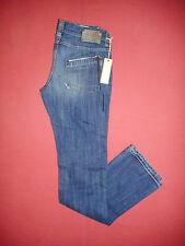 BNWT Diesel KEATE 0070N Straight  W28 L34 - Ladies/Womens Blue Denim Jeans *