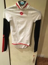 Castelli Feroce LS. Cycling long sleeve Base Layer. SIZE S/M