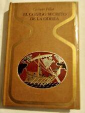 Codigo Secreto De La Odisea Homer Odyssey Secret Code Occult G. Pillot Spanish