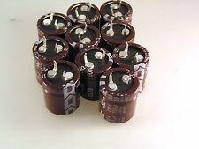 Illinois CONDENSATORI electrolytics 250V 150uF lmum M 105' C 10 PEZZI ol0626