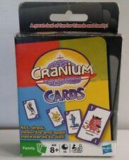 2009 Hasbro cranium Cards Game. Complete
