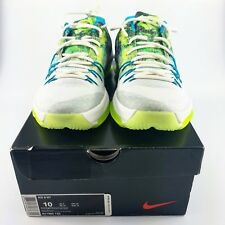 save off a0d81 33056 Nike Zoom KD 8 N7 Basketball Shoes - White Black Summit - 811363-