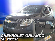 HEKO Windabweiser Chevrolet Orlando 5-türer ab 2011 4teilig 10533