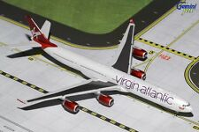 AVIATIONMODELSHOP Gemini Jets 1:400 Virgin Atlantic Airbus A340-600 New Livery