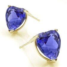 Blue Lab-Created/Cultured Fine Jewellery