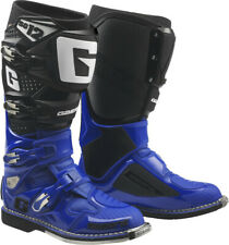Gaerne SG-12 Off Road Motorcycle Boots Blue/Black