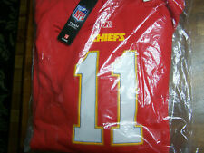 Kansas City Chiefs Alex Smith Hooded Sweatshirt XXL NWT in Package.