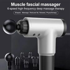 Massage Gun Muscle Relaxation Massage Vibration Gun Fitness Equipment