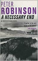 Necessary End Paperback Peter Robinson