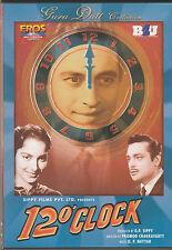 12 O'clock - Waheeda , Guru Dutt [Dvd] EROS  Released