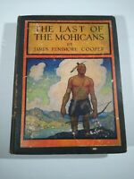 'The Last Of The Mohicans' Illustrated by N.C Wyeth Charles Scribner's 1919