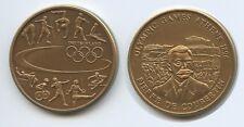 M983 - Medaille Olympische Spiele Athen 1896 - Pierre de Coubertin - Deutschland