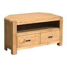ANACAPRI OAK Natural Aged Oak Corner TV Unit