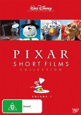 Pixar Short Films Collection : Vol 1 (DVD, 2007 Region 4) Walt Disney