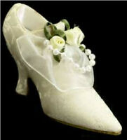 """FETE"" Enchantment  Miniature  Shoe"