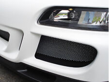 RENNLINE 997 GT3 GT3RS OR FACTORY AERO BUMPER FRONT WIRE MESH GRILL KIT SILVER