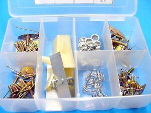 GM Door Body Side Molding Exterior Trim Rocker Clips Fasteners Assortment Kit