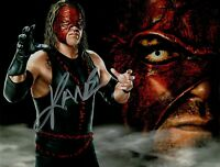 Kane ( WWF WWE ) Autographed Signed 8x10 Photo REPRINT ,