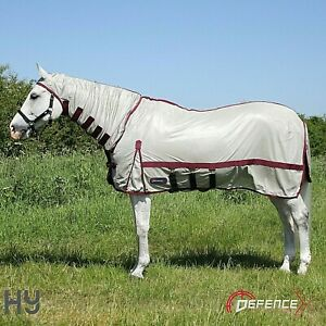 DefenceX System Guardian Fly Rug & Fly Mask – UV protection – Anti-rub lining