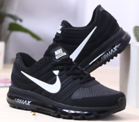 Men's Fashion Air Sneakers Sports Casual Shoes Breathable Athletic Running Joggi