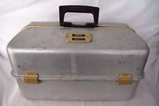 Vintage Aluminum Tackle Box UMCO 800 A Fishing Lure Fish Camping Hiking Hunting