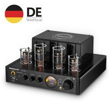 HiFi Hybrid Röhrenverstärker Stereo Tube Amplifier Bluetooth Headphone Amp 25W*2