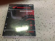 2014 2015 HONDA GL1800C VALKYRIE GL1800 GL 1800 Service Shop Repair Manual NEW