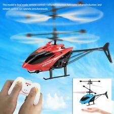 Mini RC Infrared Induction Remote Control RC Toys 2CH Gyro Helicopter RC Drone