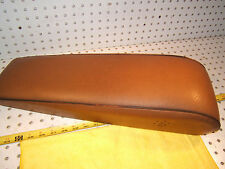 Mercedes Late W108,109,W111 Front Center console Cognac Extra OEM 1 Seat,Type#2