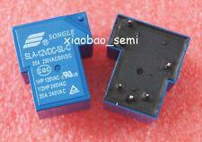 2PCS SLA-12VDC-SL-C 12V T90 30A 250VAC 30VDC ORIGINAL SONGLE Relay 6PINS