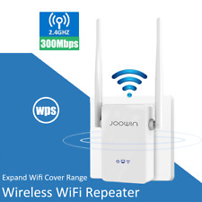 WiFi Range Extender Internet Booster Network Router Wireless Signal Repeater 2.4
