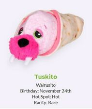 Cutetitos Series 3 - Tuskito Walrus: Hot - Rare Item/New-Sealed