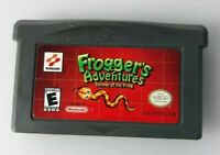 Frogger's Adventures: Temple of the Frog (Nintendo Game Boy Advance, 2001) GBA