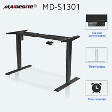 Cadre de bureau debout électrique à hauteur réglable Maidesite-MD-S1301