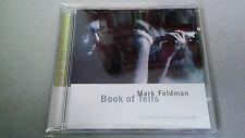 "MARK FELDMAN ""BOOK OF TELLS"" CD 5 TRACKS COMO NUEVO"